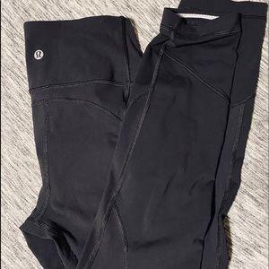 Lululemon fast & free leggings
